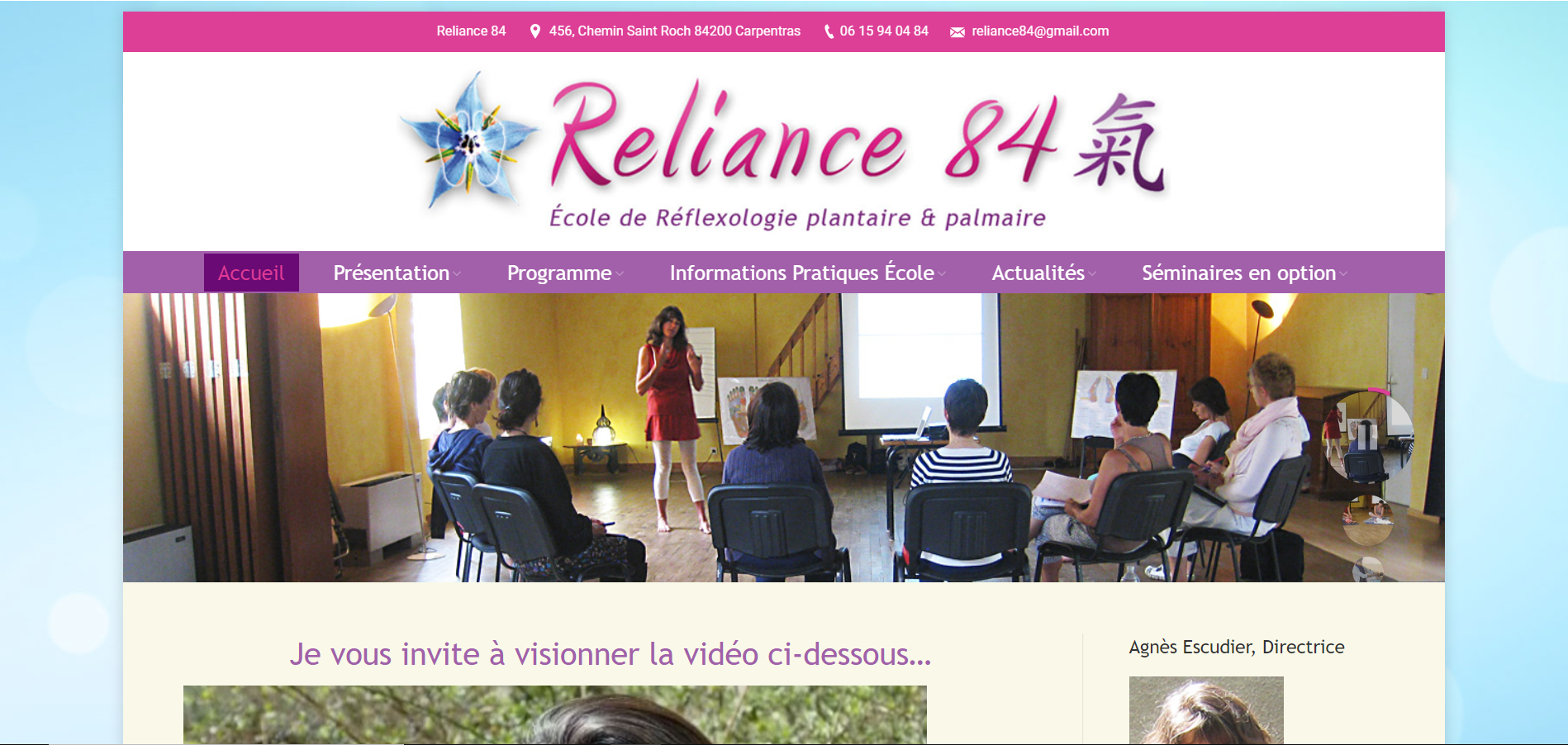 Reliance 84 – Formation